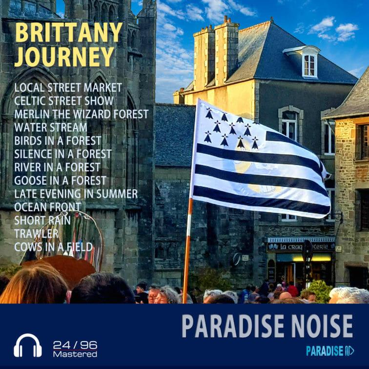 Brittany Journey - Paradise Noise